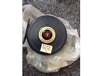 Mitchell 756. Fishing reel with line