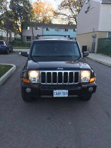 2007 Jeep Commander Limited SUV, Crossover