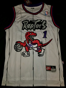 New Toronto Raptors throwback Tracy McGrady large