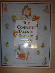 Hardcover 'The Complete Tales of Beatrix Potter'