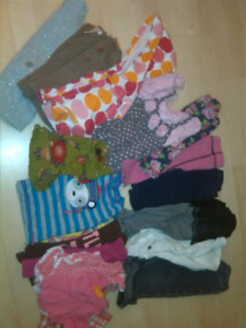 Girls clothes 6-12 months