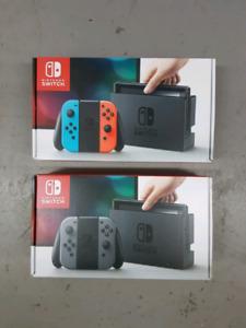 Nintendo Switch NEuf