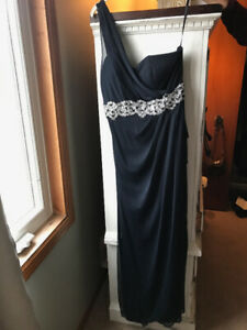 Elegant evening gown/ mother of bride dress