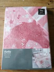 Brand new single duvet covers