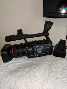 Canon XH-A1 3CCD HDV Camcorder, 1080i, 16:9, 20x Zoom Lens, 24f