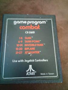 Atari 2600 game 'Combat'