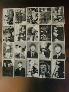 The Beatles Canada 1964 B&W Cards/Cartes N&B Series 3