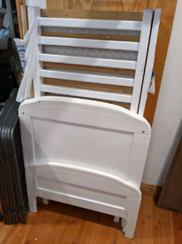 Cot bed. Child bed