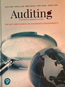 Auditing, 14th Canadian Edition
