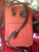 Fuel tank for boat