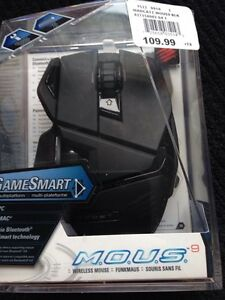 Madcatz gaming mouse