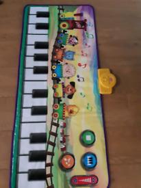 Baby/kids animal musical keyboard toy