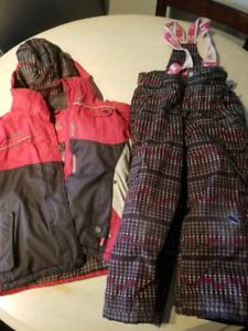 4t Xmnt winter jacket/pants