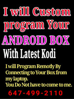 I will Program Your Android Box with Latest Kodi 17.6