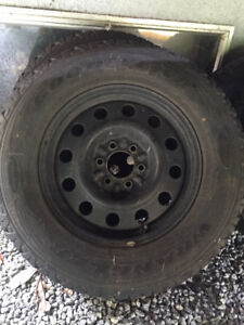 10 ply Goodyear tires on ford rims