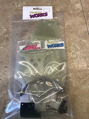 """Factory Works Vintage A&L """"C2"""" RC10 Trailing Arm Kit W/Chassis classic worlds ce"""