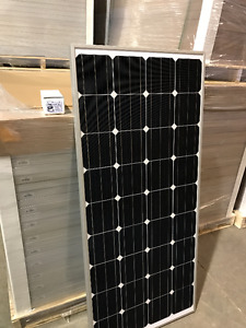 165W Solar Panel & Controller Kit. Summer Sale!
