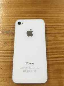 White iPhone 4 in Excellent Condition London Ontario image 2