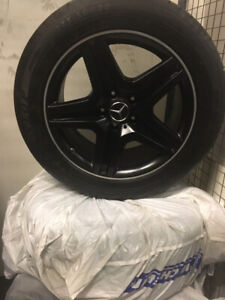 Mercedes G63 / G55/ G500   20 inch mags oem 5000$