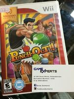 Punch Out !! wii