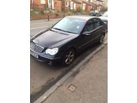 ***Swapz Mercedes Benz Avantgarde Auto in Black Only 99000 Genuine Miles, with proof***