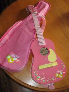 guitare barbie