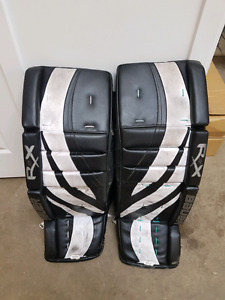 Bauer RX6 limited edition pads custom pro returns