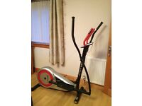 York aspire elliptical cross trainer