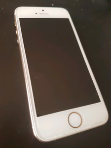 iPhone 5s, Gold