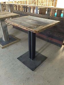 TABLE BISTRO $450