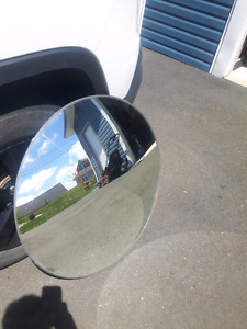 """Curved 29"""" mirror"""