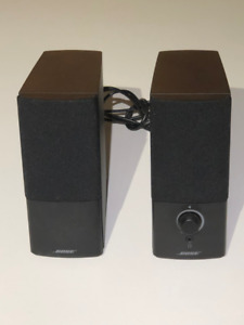 MINT 2-month-old Bose Companion 2 Series III computer speaker