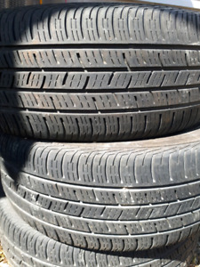 225/55R17 (97H) 3×CONTINENTAL CONTIPRO CONTACT