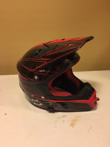 HELMET - FOX  X-Small