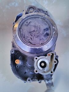 YAMAHA RZ350 1986-1990 RH ENGINE CLUTCH WATER PUMP COVER Windsor Region Ontario image 1