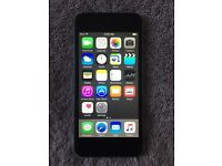 iPod touch 5 generation, 32GB, space grey, full working.