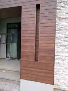 HARDIE PLANK SIDING INSTALLATION OF NEW HOMES, RENOVATIONS AND C Edmonton Edmonton Area image 10