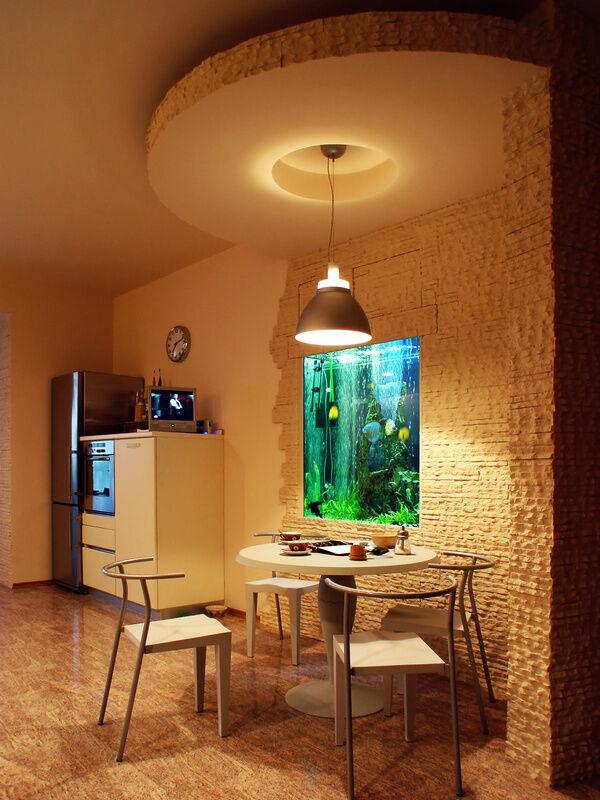 so erzielen sie besondere licht effekte in ihrem aquarium ebay. Black Bedroom Furniture Sets. Home Design Ideas