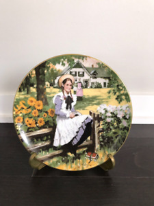 Anne of Green Gables Collector Plate