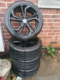 Mk5 6 7 golf wheels