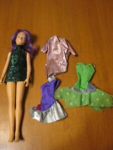 JEM AND THE HOLOGRAMS MISFITS CLASH DOLL VINTAGE 80'S