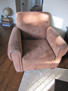 Good quality couch and chair