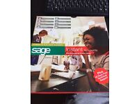 PC SOFTWARE SAGE ACCOUNTS MS OFFICE 2007 WINDOWS XP NORTON SECURITY OFFERS PLEASE