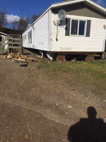 Mobile Home Moved