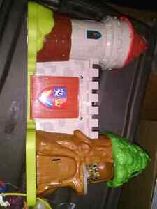 Mike the Knight Playset with Accessories Windsor Region Ontario image 2