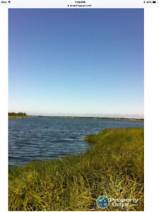 WATERFRONT - Lot #9 on Covehead Bay