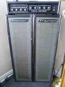 Traynor amp/p.a. London Ontario image 1
