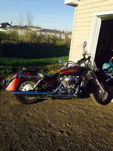 750cc Honda Shadow aero 2006 in amazing shape