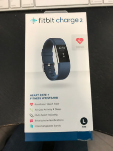 Brand New - In Box - Fitbit Charge 2