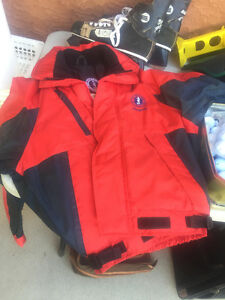 Mustang Integrity Survival Jacket (Small)